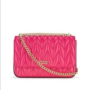 💄💋Victoria's Secret Quilt Bond Street Bag💋💄